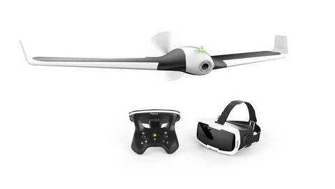 Parrot Disco Flying Wing FPV Kit Includes R/C + FPV Goggles