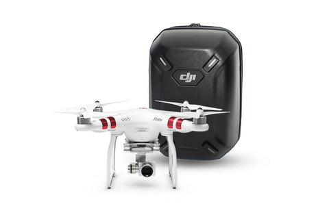 Phantom 3 Standard + Hard Shell Backpack Bundle