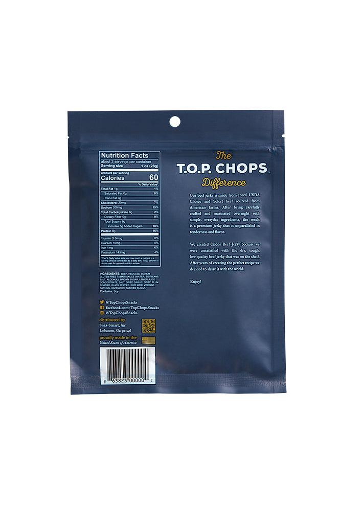 Chops Snacks