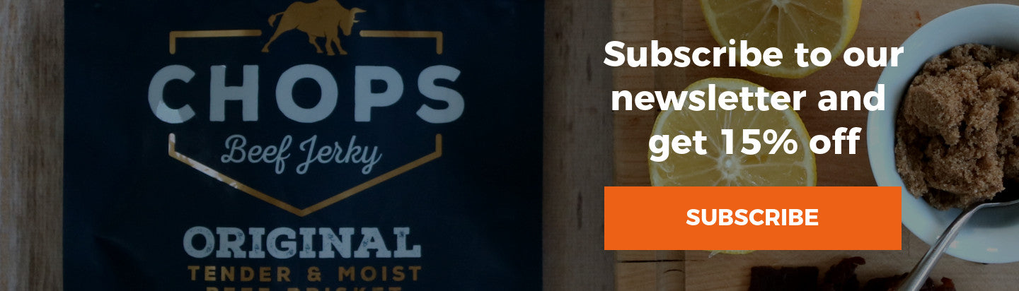 Chops Store Banner