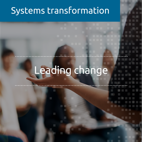 Leading change (CORE)