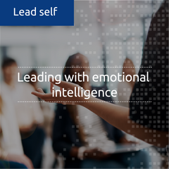Leading with emotional intelligence (in-house)
