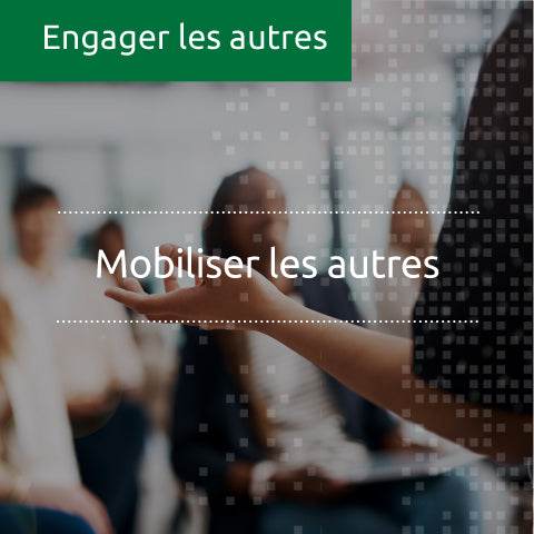 Engaging others (online course, conducted in French)