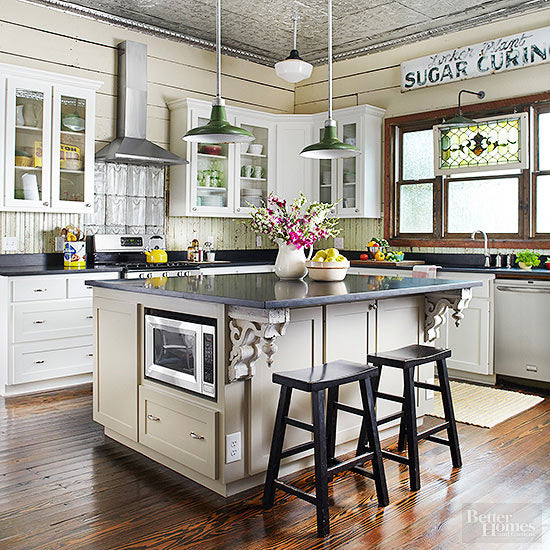 Vintage Kitchen Ideas
