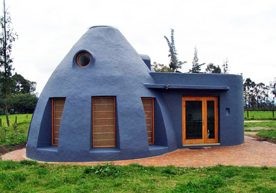 8 inexpensive earth homes almost anyone can afford