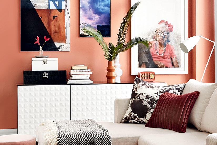 THE HOTTEST COLOURS TO PAINT YOUR HOME IN 2019
