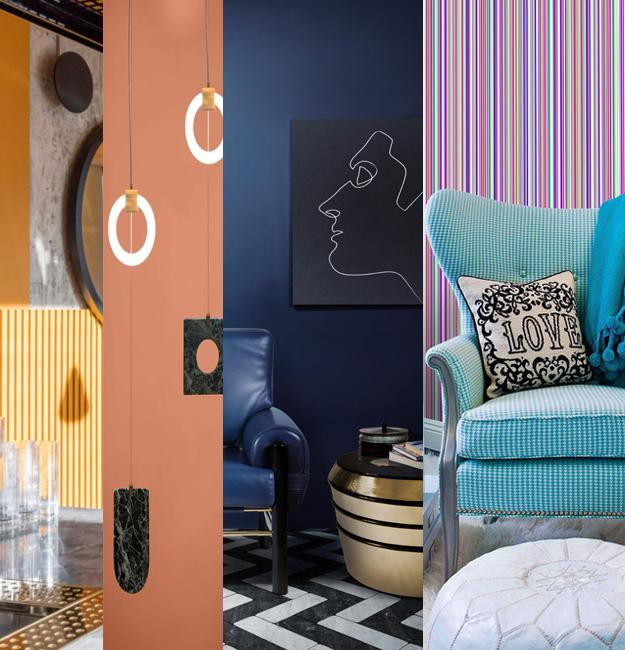 8 Modern Color Trends 2018, Ideas for Creating Vibrant Interior Design Color Schemes