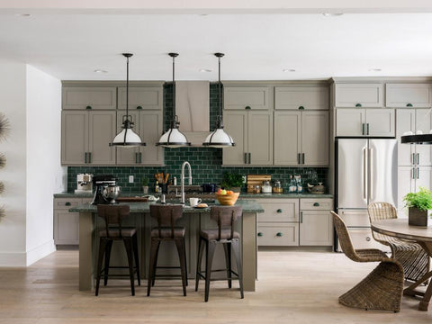 Discover the Latest Kitchen Color Trends - Pearl Canada ...
