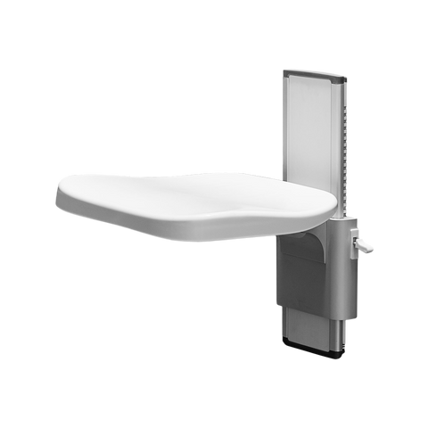 ELLA Adjustable Shower Seat