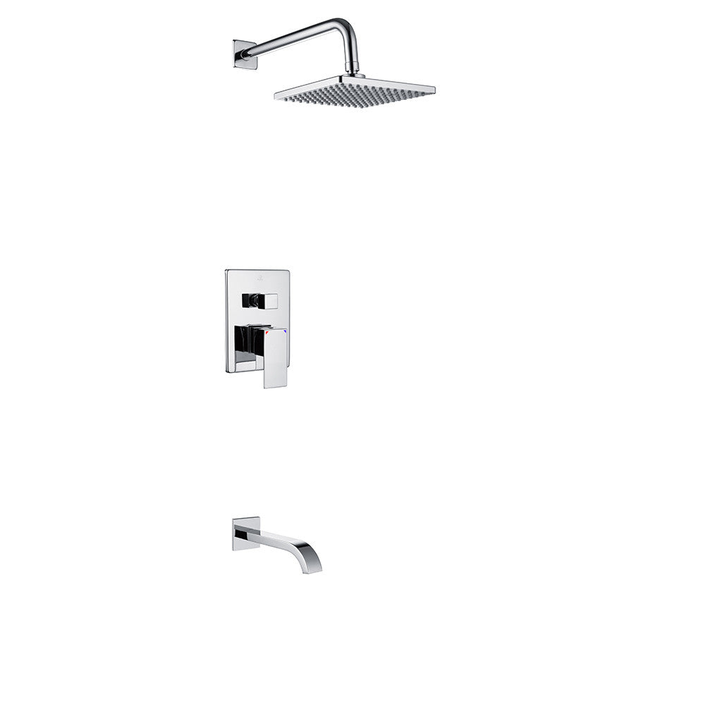 ETHAN Shower Head & Spout Chrome – Pearl Canada – Kitchen Sinks ...