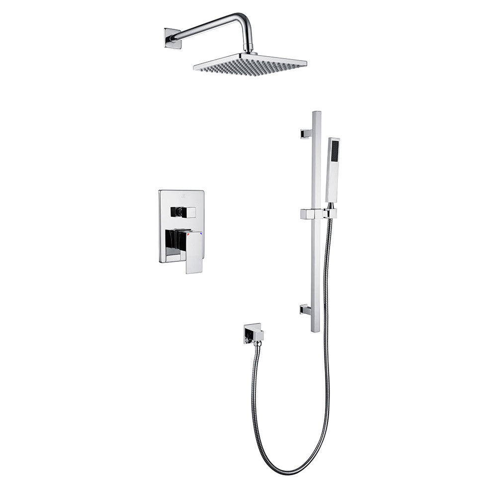 ETHAN Hand Shower & Shower Head Chrome – Pearl Canada – Kitchen ...