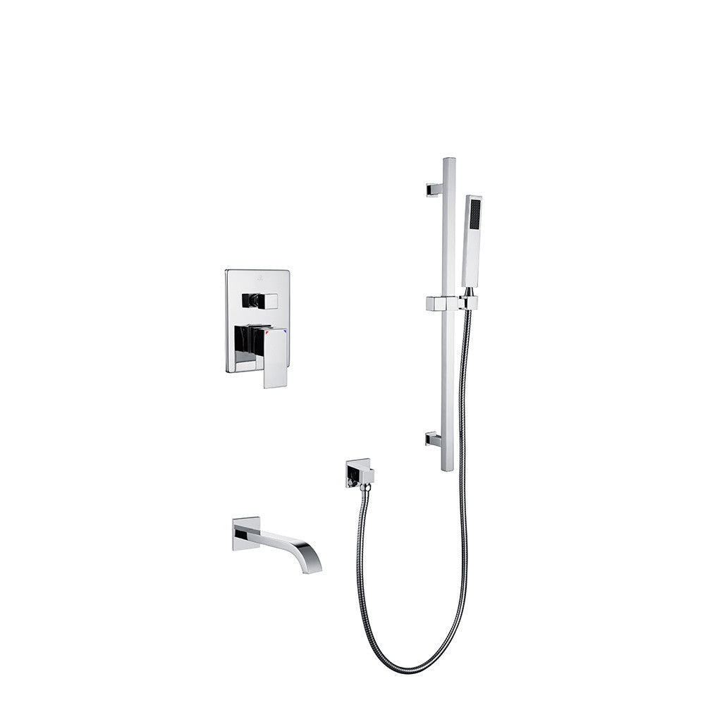 ETHAN Hand Shower & Spout chrome – Pearl Canada – Kitchen Sinks ...