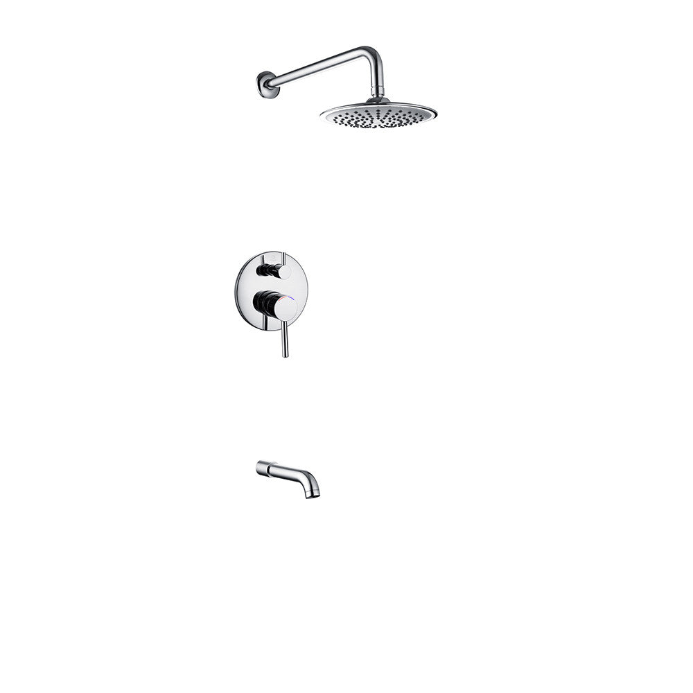 MADISON Shower Head & Spout Chrome – Pearl Canada – Kitchen Sinks ...