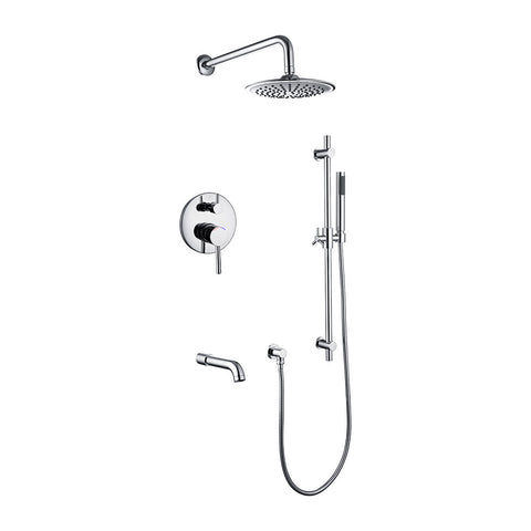 MADISON Complete Shower Set