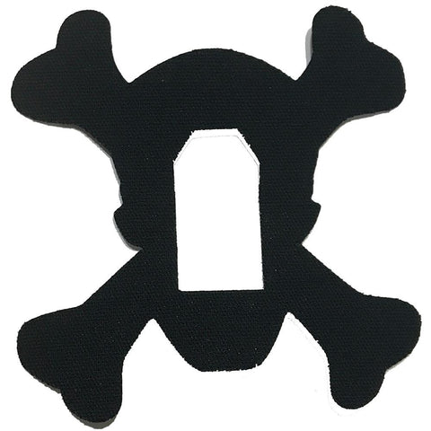 Dexcom G4/G5 Skull & Crossbones Patch