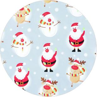 Christmas Stickers - Libre Sensor