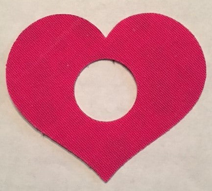 I-Port Heart Patch