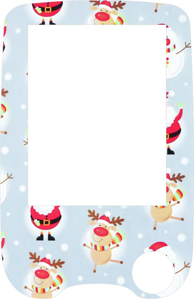 Christmas Stickers - Libre Scanner