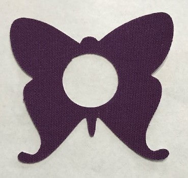 I-Port Butterfly Patch