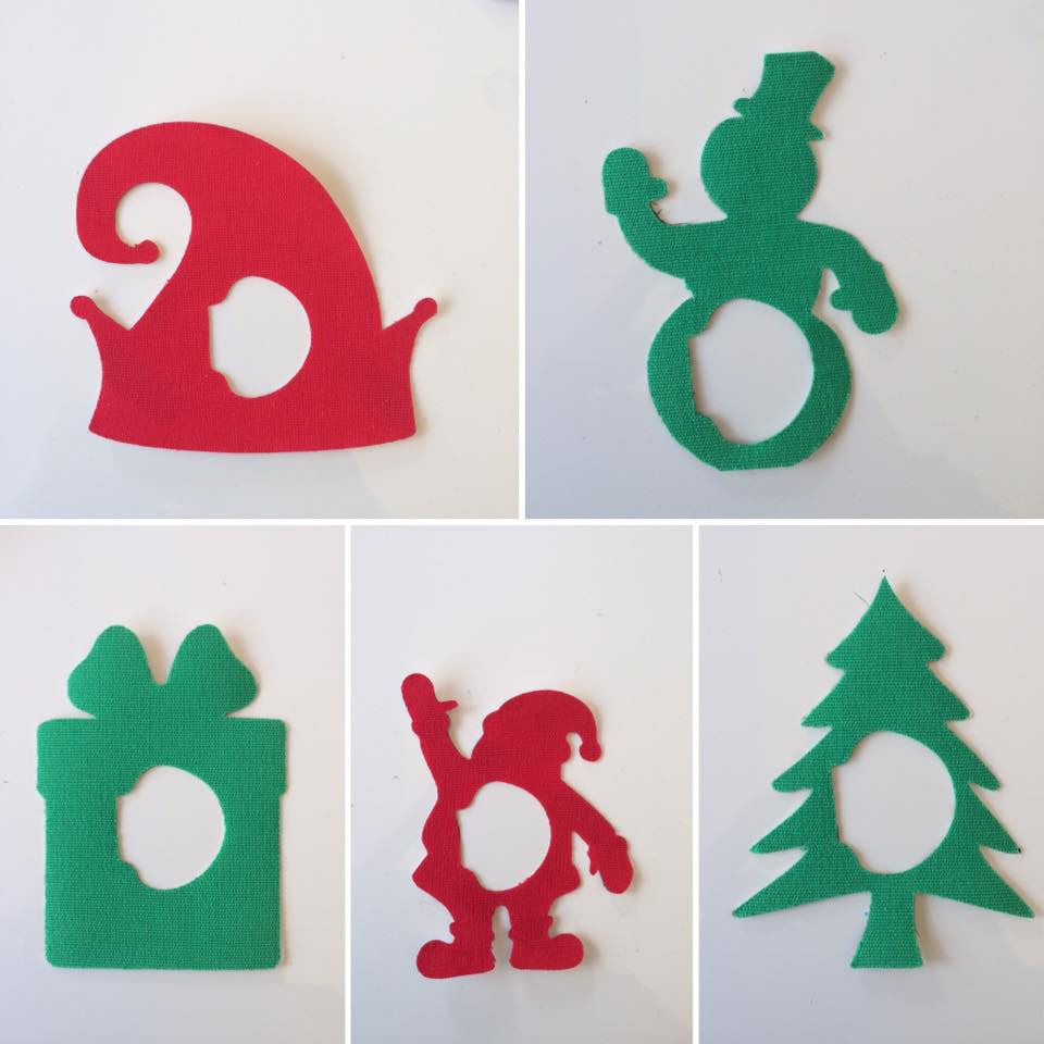 Medtronic Christmas Shapes
