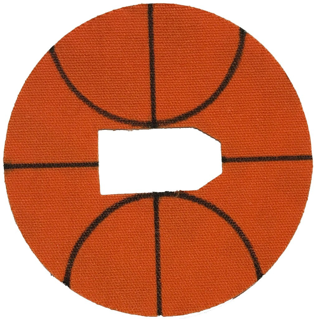 Dexcom G6 Basketball Patch