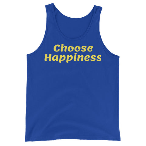 Choose Happiness Tank Top
