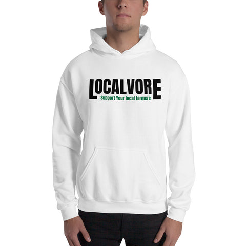 Localvore Hooded Sweatshirt
