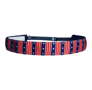 Flag Day ~  Performance Adjustable Headband Hair Band For Women