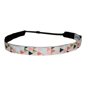 Falling Arrows  ~  Performance Adjustable Headband Hair Band For Women