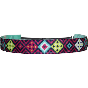 Aztec Princess ~  Performance Adjustable Headband Hair Band For Women