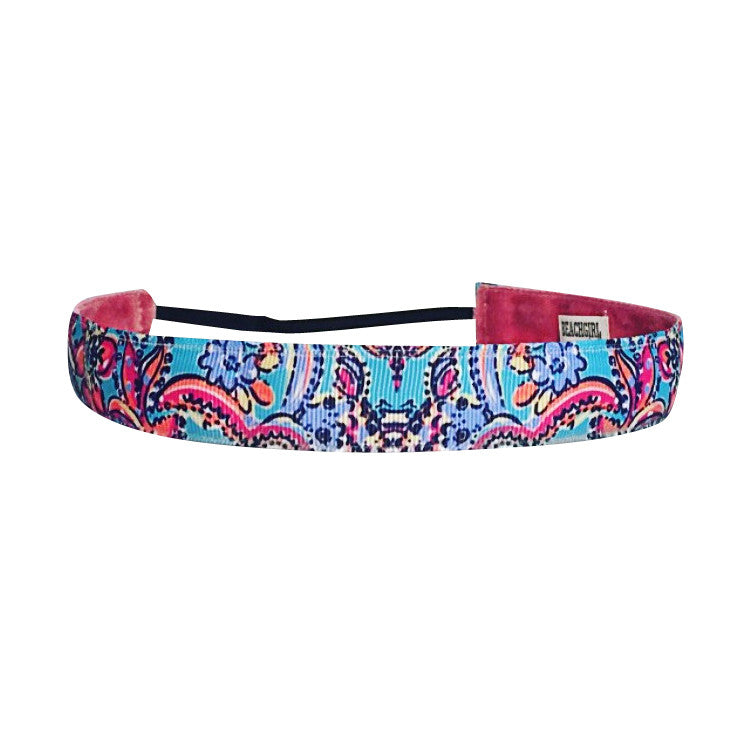 Beach Bait ~  Performance Non Slip Adjustable Headband For Women
