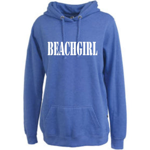BEACHGIRL Fleece Hoody