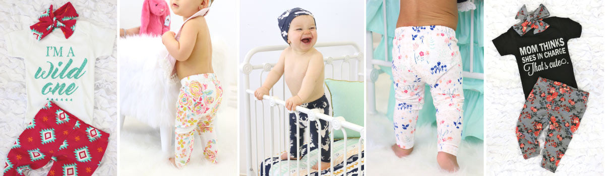 Adorable Baby Leggings for Days
