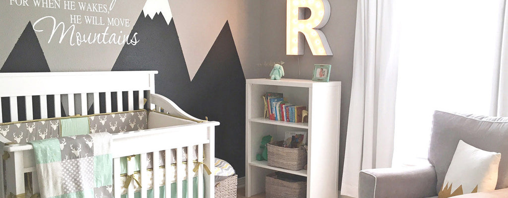 Reyn's Rocky Mountain Retreat | Woodland Nursery Design