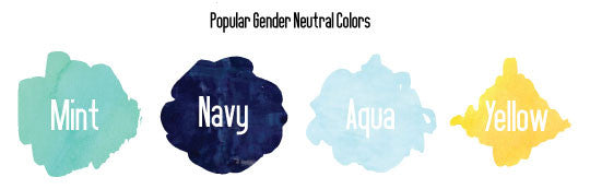 Nursery Color Stories | Gender Neutrals