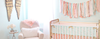 coral, mint & gold nursery reveal