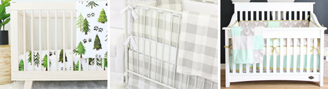 Top 3 Crib Sets for a Woodland Nursery Design