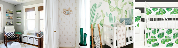 3 Nursery Themes for a Gender Neutral or Boy Gold Nursery