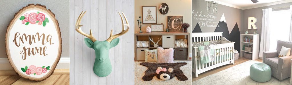 Our Best Decor Ideas for your Woodlands Nursery
