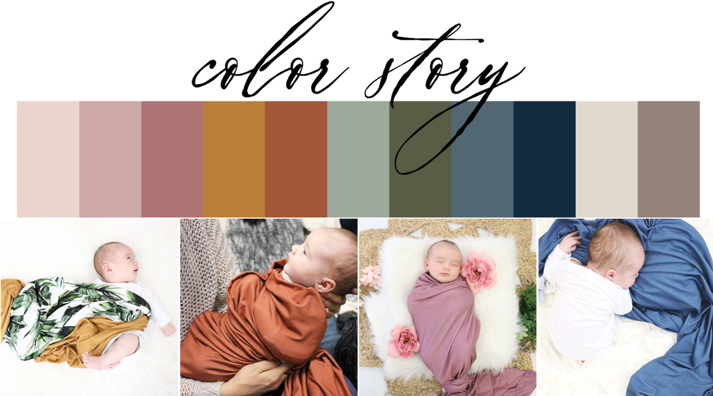 Baby Nurseries 2019 Color Story | The Nursery Trend of 2019