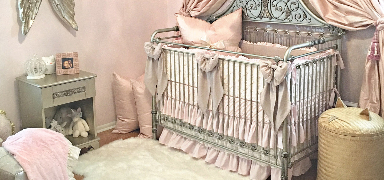 Gorgeous Exclusive Caden Lane Crib Bedding Collections