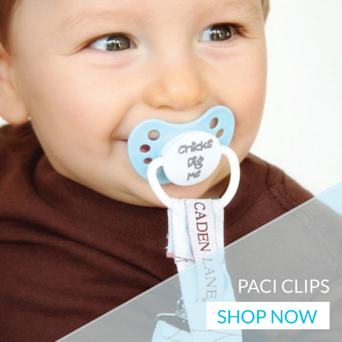 Shop Caden Lane Pacifier Clips