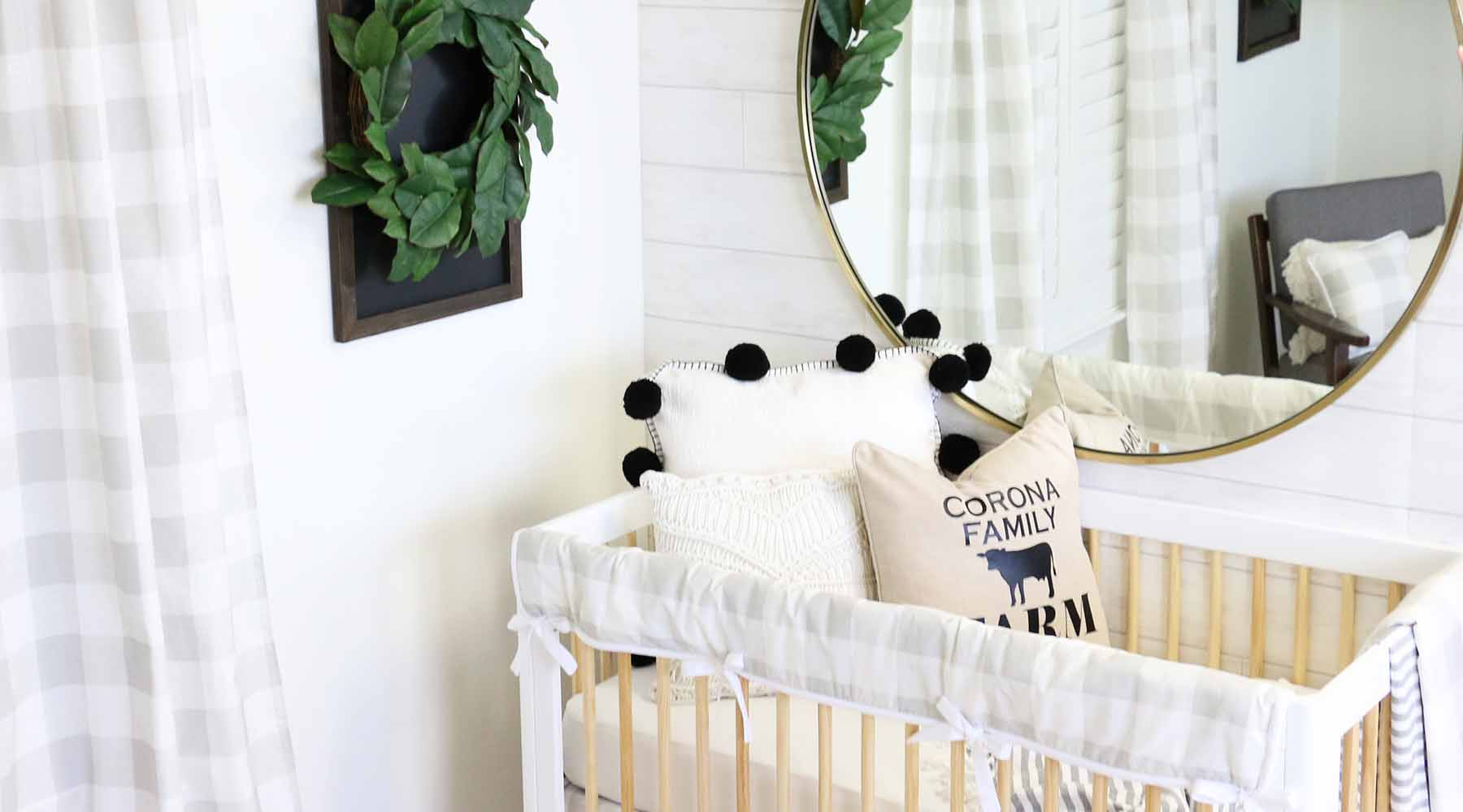 Farmhouse Nursery Bedding Amp Accessories Caden Lane
