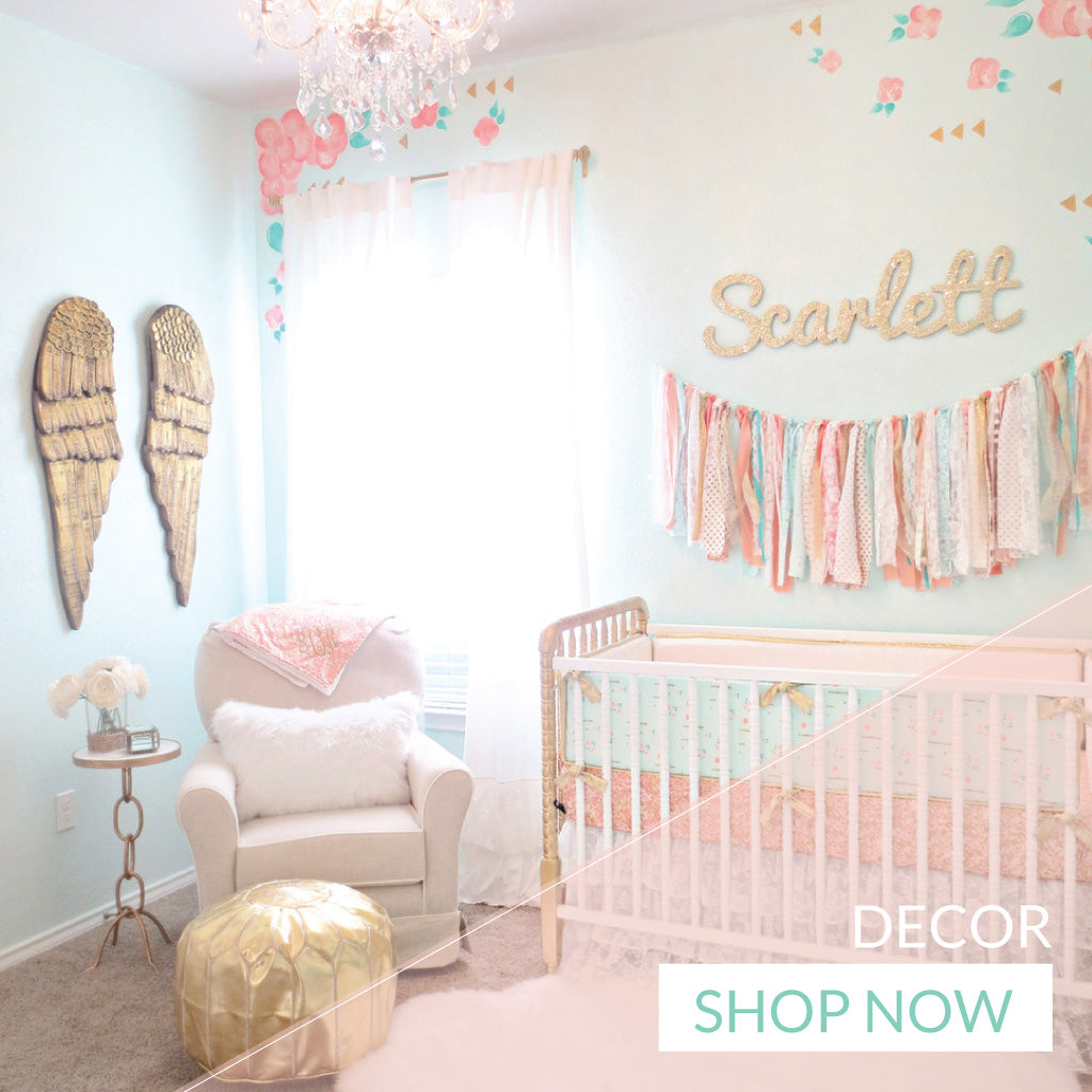 Unique Nursery Decor for Your Baby's Room