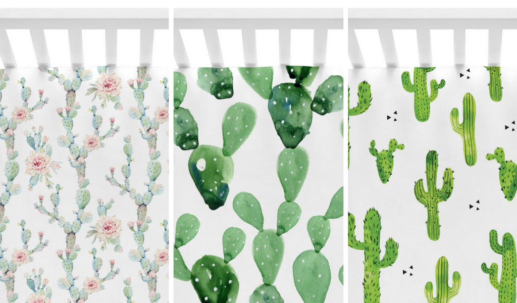 New Caden Lane Cactus Prints for Girl & Boy