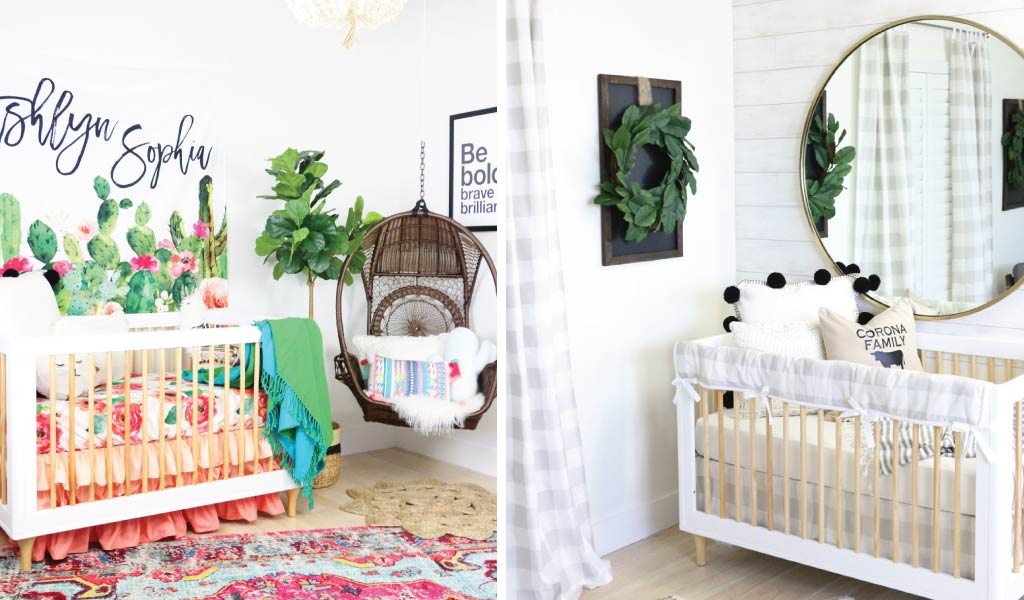 Preparing for Baby - Where to Put the Nursery | Caden Lane