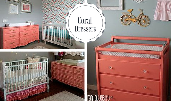 Coral dressers
