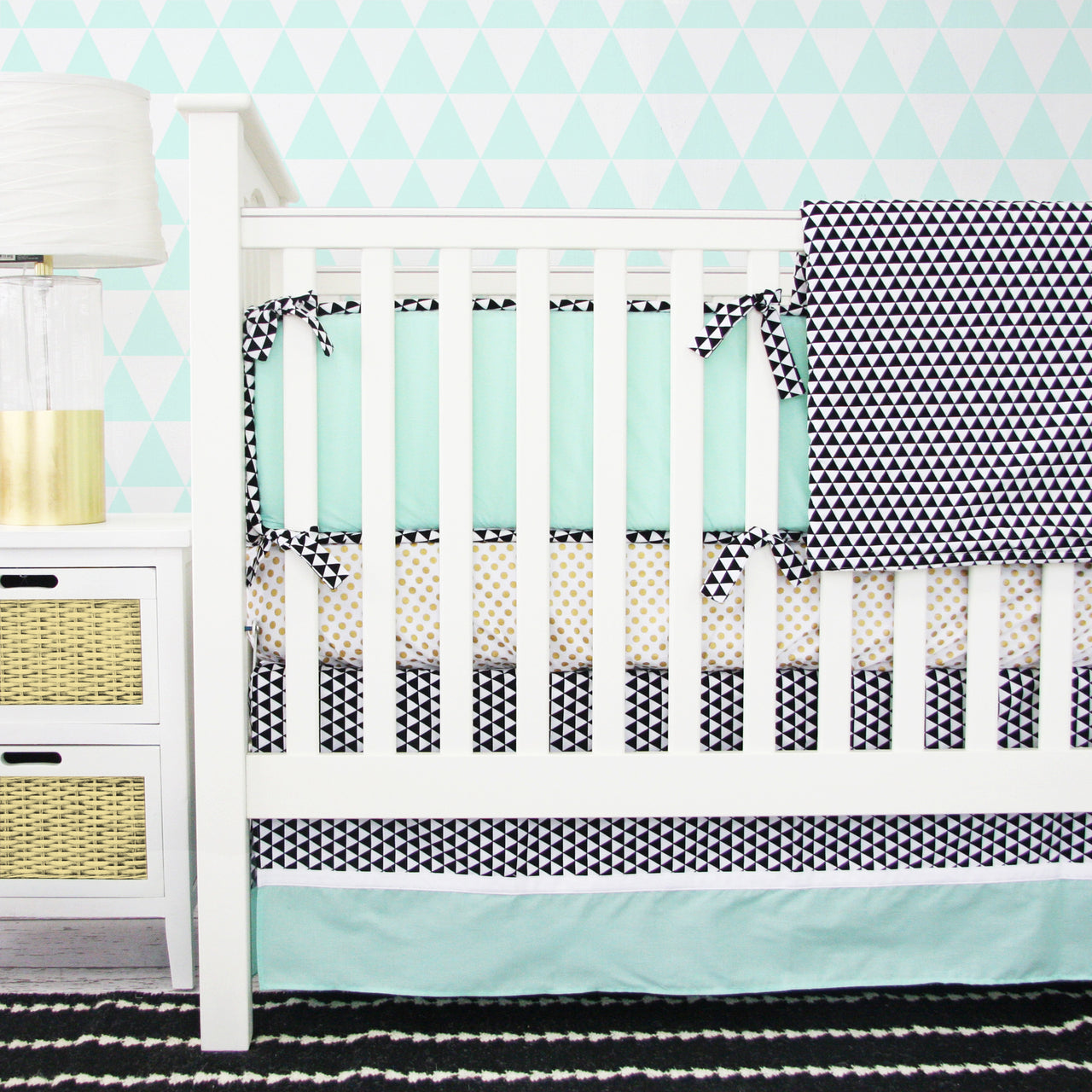5 spring trends in baby bedding fabric