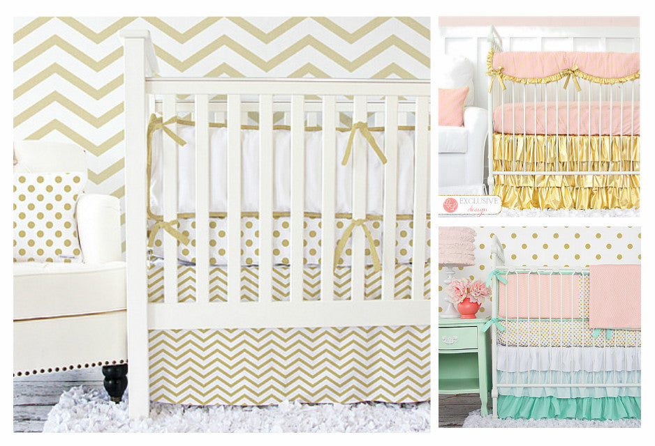 Gold Nursery Trends