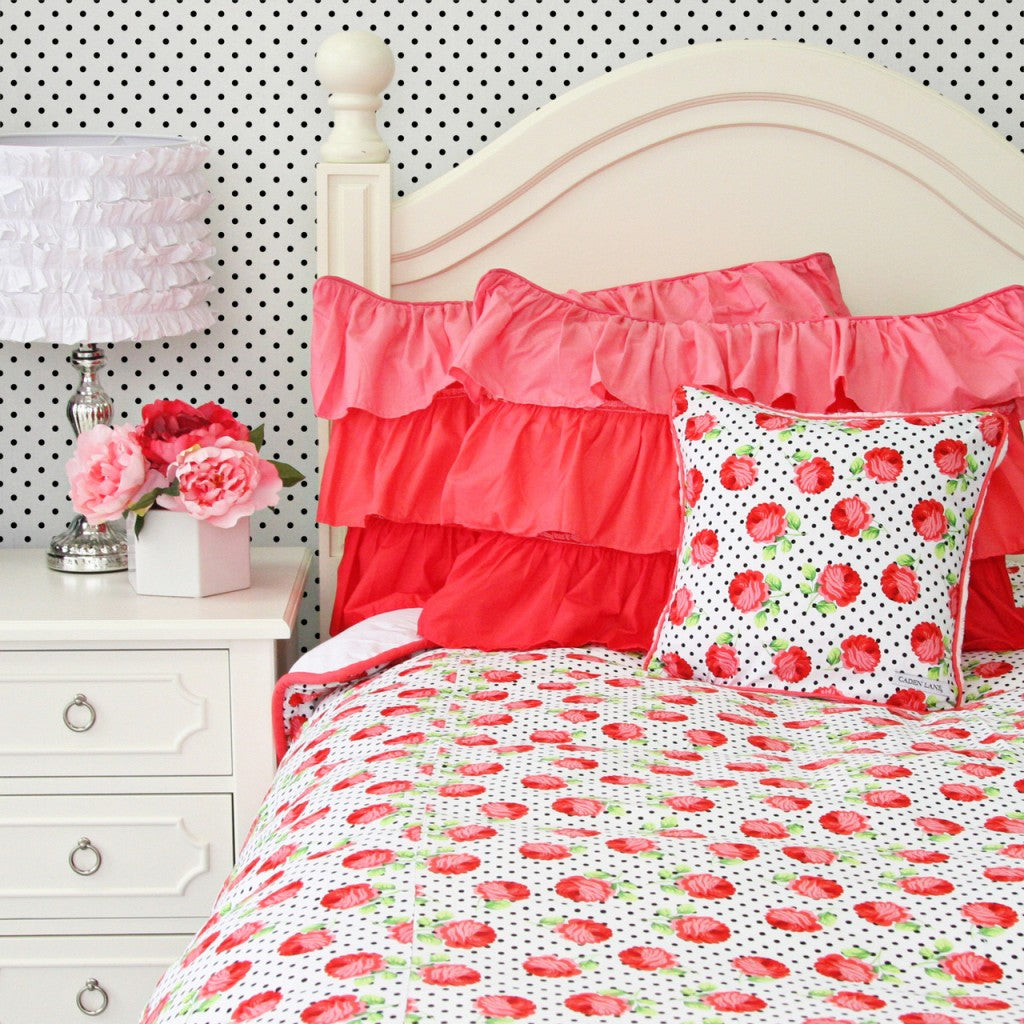 big girl bedding - Toddler Girl Bedding